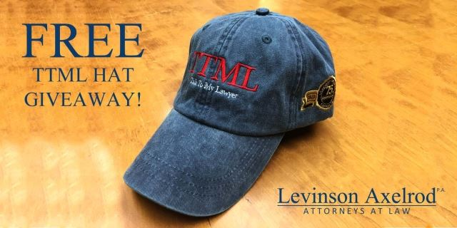 Levinson Axelrod hat promo
